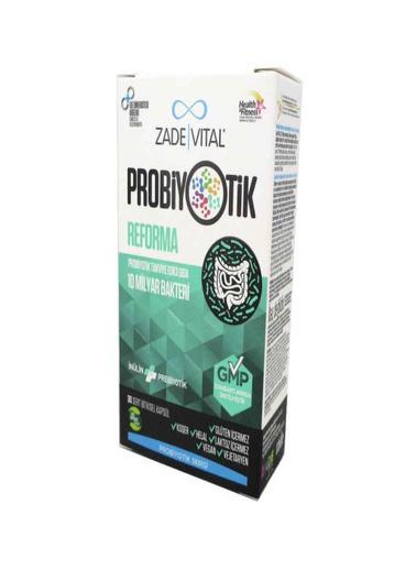 Zade Vital Zade Vital Probiotics Reforma 30 Kapsül Renksiz